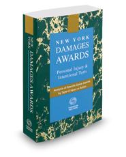 New York Damages Awards, 2020 ed.