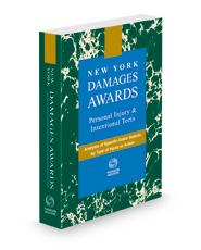 New York Damages Awards, 2021 ed.