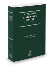 Consumer Bankruptcy Manual, 2d, 2018-2019 ed.
