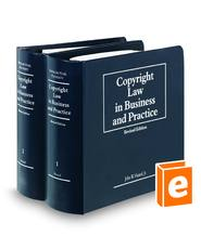 Copyright Law in Business and Practice, rev. ed.