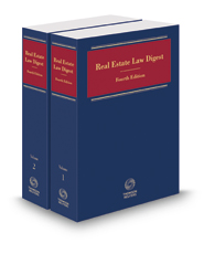 Real Estate Law Digest, 2017-1 ed.