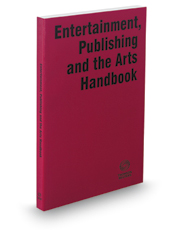 Entertainment, Publishing and the Arts Handbook, 2016 ed.