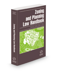Zoning and Planning Law Handbook, 2021 ed.