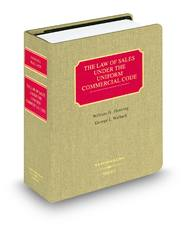 The Law of Sales Under the Uniform Commercial Code