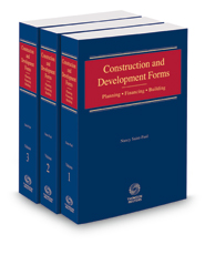 Construction and Development Forms - Planning, Finance, Building, 2018-2 ed.