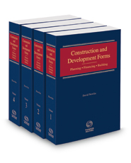 Construction and Development Forms - Planning, Finance, Building, 2021-1 ed.