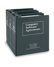 Computer Software Agreements: Forms and Commentary with Forms on CD-ROM