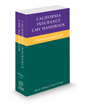 California Insurance Law Handbook, 2021 ed.