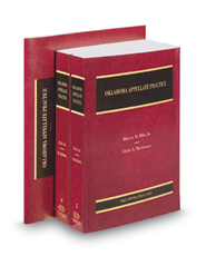 Oklahoma Appellate Practice, 2016-2017 ed. (Vols. 5, 6, and 6A, Oklahoma Practice Series)