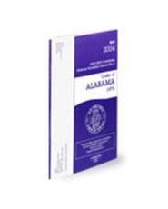 Alabama Code: 1975 Annotated Service