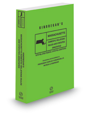 Massachusetts Domestic Relations Rules and Statutes Annotated, 2019 ed.