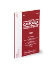 California Legislative Service