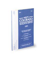 Colorado Legislative Service