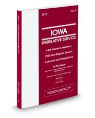 Iowa Legislative Service