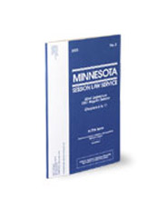 Minnesota Session Law Service