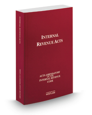 Internal Revenue Acts, 2012 ed.