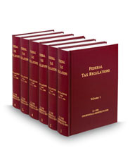 Federal Tax Regulations, 2008 ed.