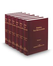 Federal Tax Regulations, 2013 ed.