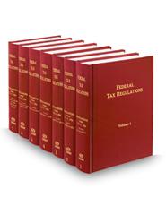 Federal Tax Regulations, 2021 ed.