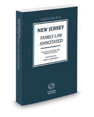 Guralnick's New Jersey Family Law Annotated, 2017-2018 ed.