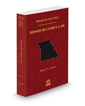 Family Law, 2020 ed. (Vol. 21, Missouri Practice Series)