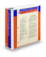 Interpreter Releases