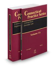 Connecticut Superior Court Civil Rules, 2020-2021 ed. and Connecticut Juvenile Law, 2020-2021 ed. (Vols. 1 and 1A, Connecticut Practice Series)