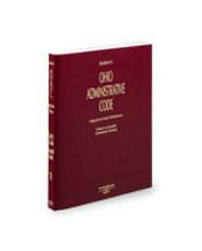General Index (Vol. 1, Ohio Administrative Code)
