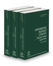 Environmental Insurance Litigation: Practice Forms, 2021-1 ed.