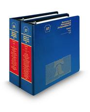 Summary of Pennsylvania Jurisprudence, 2d—Vols. 26 and 27, Taxation