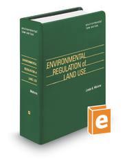 Environmental Regulation of Land Use
