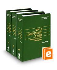 Law of Independent Power (Environmental Law Series)