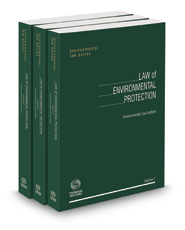 Law of Environmental Protection (Environmental Law Series), 2021-1 ed.