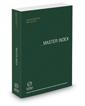 Master Index, 2018-2 ed. (Environmental Law Series)