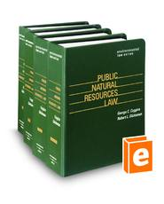 Public Natural Resources Law, 2d (Environmental Law Series)