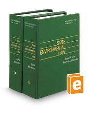 State Environmental Law (Environmental Law Series)