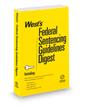 West's Federal Sentencing Guidelines Digest, 2019 ed. (Key Number Digest®)