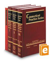 Family Law and Practice with Forms, 3d (Vol 7-8A, Connecticut Practice Series)