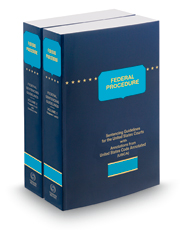 Federal Procedure: Sentencing Guidelines for the United States Courts, 2018 ed.