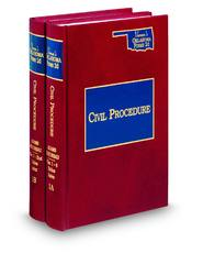 Civil Procedure (Vols 1A & 1B, Vernon's Oklahoma Forms 2d)