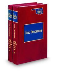 Civil Procedure (Vols 1A & 1B, Vernon's Oklahoma Forms 2d)