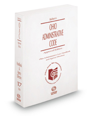 Ohio Administrative Law Handbook and Agency Directory, 2017-2018 ed. (Ohio Administrative Code)