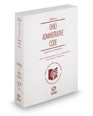 Ohio Administrative Law Handbook and Agency Directory, 2019-2020 ed. (Ohio Administrative Code)