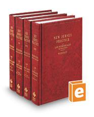 Law of Mortgages with Forms, 2d (Vols 29, 30, 30A & 30B, New Jersey Practice Series)