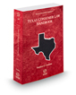 Consumer Law Handbook, 2017-2018 ed. (Vol. 28A, Texas Practice Series)
