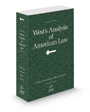 West's® Analysis of American Law, 2021 ed.