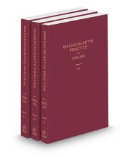 General Index, 2020-2021 ed. (Massachusetts Practice Series)