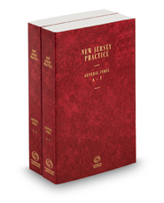 General Index, 2020-2021 ed. (New Jersey Practice Series)