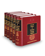 Law and Practice of Insurance Coverage Litigation