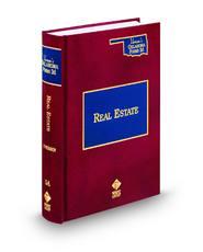 Real Estate (Vol. 5A, Vernon's Oklahoma Forms 2d)
